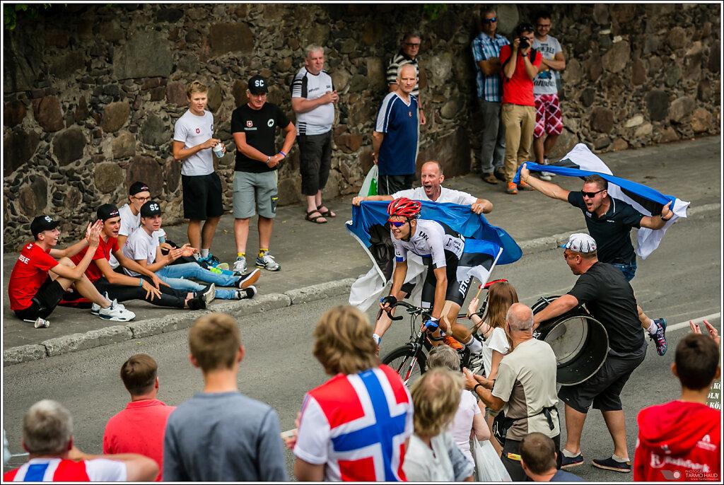 European Road Championships 2015