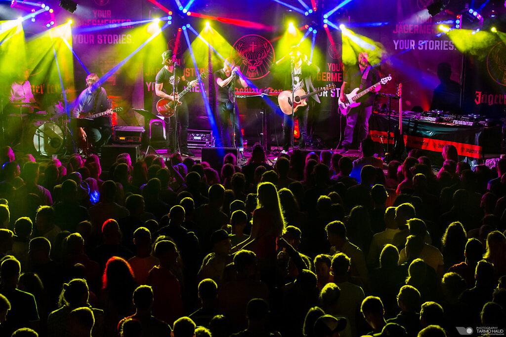Concert at Estonian Student Summer Games