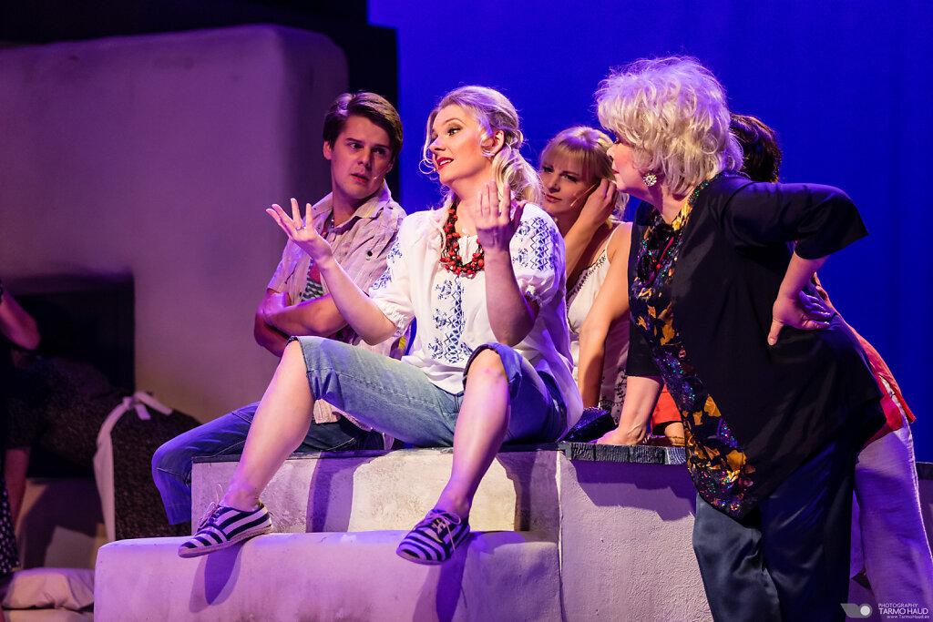 Mamma Mia! The Musical