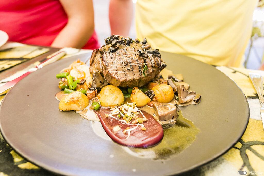 La Motte, restaurant
