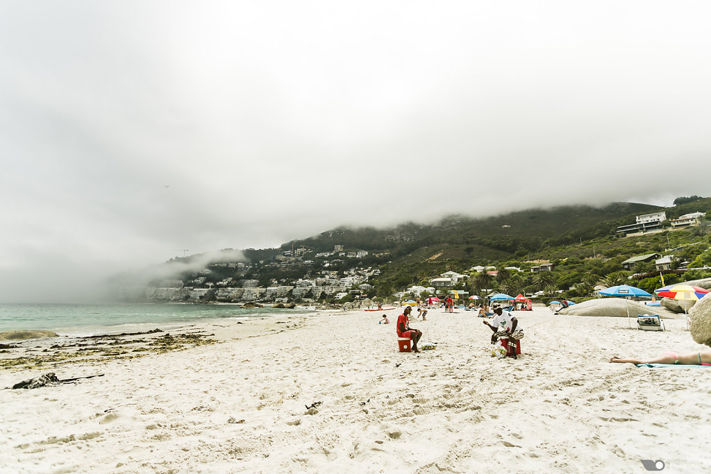 Clifton beach